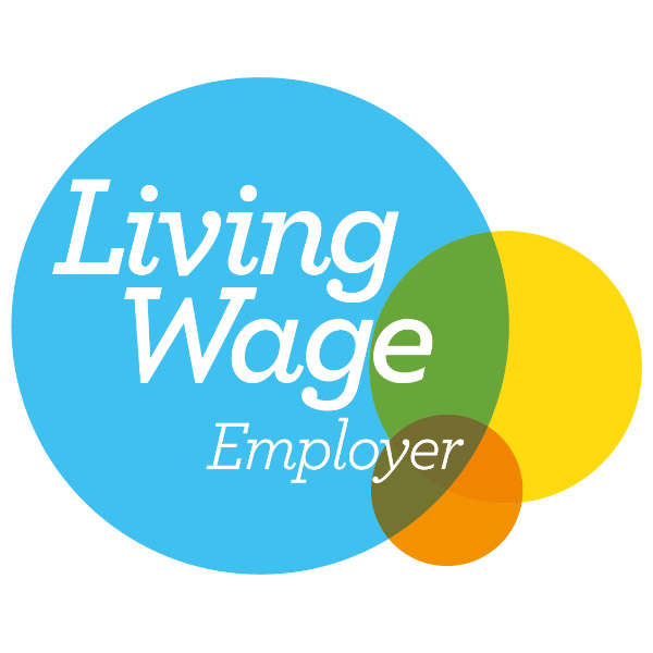Gairland is a Living Wage Employer
